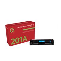 Xerox toner: Cyaan toner cartridge. Gelijk aan HP CF401A. Compatibel met HP Colour LaserJet Pro M252, Colour LaserJet .....