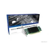 Matrox videokaart: The Millennium P690 Plus LP PCIe x16 offers 256MB of graphics memory and full DualHead® support for .....