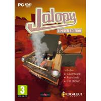Excalibur game: Jalopy (Limited Edition) PC