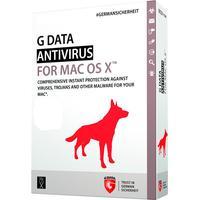 G DATA software licentie: AntiVirus for Mac