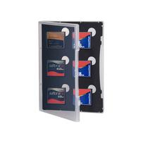 Gepe Card Safe Store CF Hoes - Transparant