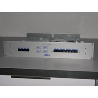 Wantec 2015 patch panel - Zilver