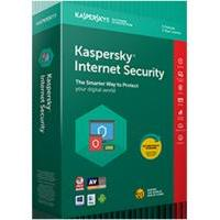 Kaspersky Lab product: Kaspersky Internet Security Multi-Device 1-Device 1 year Renewal