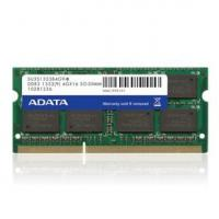 ADATA Premier Series - DDR3 - 2 GB - SO DIMM 204-pin - 1333 MHz / PC3-10600 - CL9 - 1.5 V - niet-gebufferd - niet-ECC