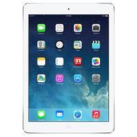 Apple tablet: iPad Air Wi-Fi 16GB Silver Refurbished - Zilver (Refurbished LG)