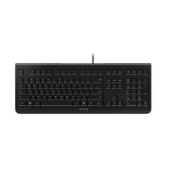 Cherry toetsenbord: KC 1000 - Zwart, QWERTY