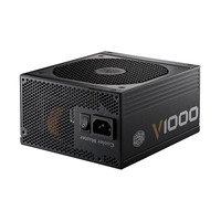 Cooler Master V1000 Power supply unit - Zwart