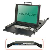 Lindy rack console: 21612 - Zwart