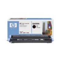 HP toner: Q6000A - Zwart