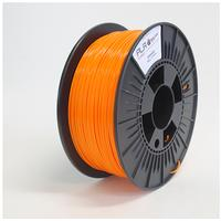 Builder 3D printing material: PLA, Orange, 1.75mm, 1 kg - Oranje