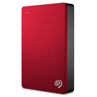 Seagate externe harde schijf: Backup Plus Backup Plus Portable - Rood