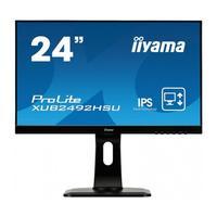 "Iiyama monitor: ProLite 23.8"", 60.5 cm, 16:9, 1920 x 1080, IPS, LED, 250 cd/m2, 1000:1, 5M:1, 5 ms, 178°/178°, ....."
