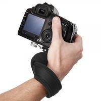 Pacsafe camera riem: Carrysafe 50 - Zwart