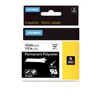 DYMO labelprinter tape: IND Permanent Polyester - Multi kleuren