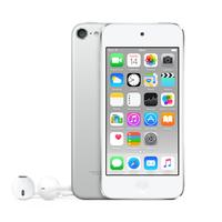 Apple MP3 speler: iPod Touch 64GB - Zilver