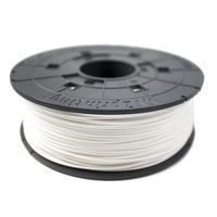 XYZprinting 3D printing material: Wite Abs Filament Voor Da Vinci 3D-printer