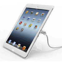Compulocks iPad Air CB Kabelslot - Zilver, Transparant