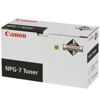 Canon toner: NPG-7 Toner - Zwart