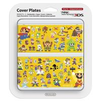 Nintendo New Nintendo 3DS, Coverplate 029 Mario 8 Bit (2215166)
