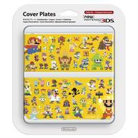 Nintendo New Nintendo 3DS, Coverplate 029 Mario 8 Bit (2215166)