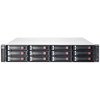 Hewlett Packard Enterprise SAN: MSA 2040 Energy Star SAS Dual Controller LFF Storage
