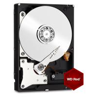 Western Digital interne harde schijf: Red 750GB SATA 6 Gb/s - Zwart