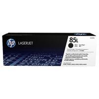 HP cartridge: 85L - Zwart - Economy