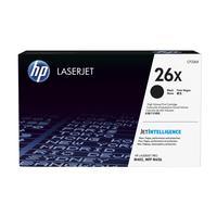 HP toner: 26X zwart voor o.a. LaserJet Pro M402 & M426