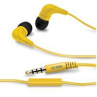 ACME HE15Y Groovy headset - Geel