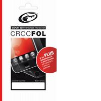 Crocfol screen protector: Plus - Transparant