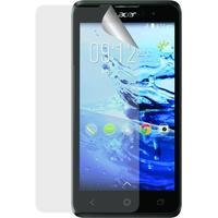 Azuri screen protector: Duo screen protector voor Acer Z520 - Transparant
