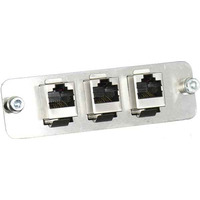 Wantec patch panel accessoire: 2024 - Zilver