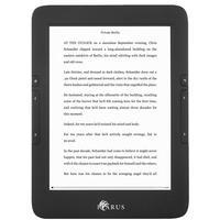 "Icarus e-book reader: 15.24 cm (6 "") e-reader met E-Ink Carta touchscreen, ingebouwde verlichting (Front Light), Wi-Fi, ....."