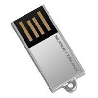 Super Talent Technology USB Stick 16GB Pico-C USB flash drive - Zilver