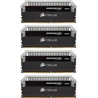 Corsair RAM-geheugen: Dominator Platinum 16GB DDR4-3200 - Zwart, Platina