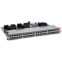 Cisco netwerk switch module: Catalyst 4500 E-Seri 48-Port 10/100/1000