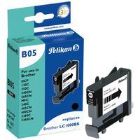 Inktcartridge LC1000 - zwart