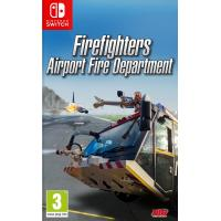 UIG Entertainment game: Firefighters: Airport Fire Department  Nintendo Switch