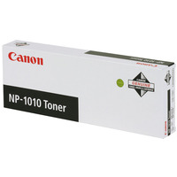 Canon cartridge: NP-1010 - Zwart
