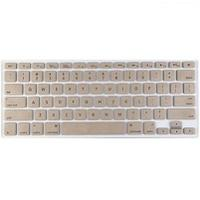 ASUS Keyboard (Nordic), 268mm, Champagne, Isolation, Silver Notebook reserve-onderdeel