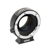 Metabones Leica R Lens to Fuji X Speed Booster ULTRA, 5 Elements / 4 Groups, 0.71x lens adapter - Zwart, Chroom