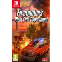 UIG Entertainment game: Firefighters: Plant Fire Department  Nintendo Switch