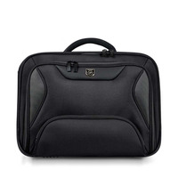Port Designs laptoptas: MANHATTAN - Zwart
