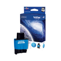 Brother inktcartridge: LC900C - Cyaan