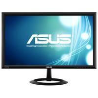 ASUS monitor: VX228H - Zwart