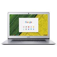"Acer Chromebook 15 CB515-1HT-C1W7 - 15.6"" Celeron 4GB RAM 64GB Flash - Chrome OS - QWERTY Laptop - Zilver"