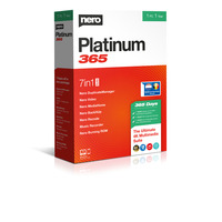 Nero Platinum 365 (1 PC / 1 Jaar) Algemene utilitie