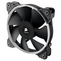 Corsair Hardware koeling: Air SP120 PWM Quiet Edition - Zwart, Blauw, Rood, Wit