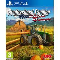 UIG Entertainment game: Professional Farmer: American Dream  PS4