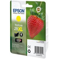 Epson inktcartridge: 29XL Y - Geel